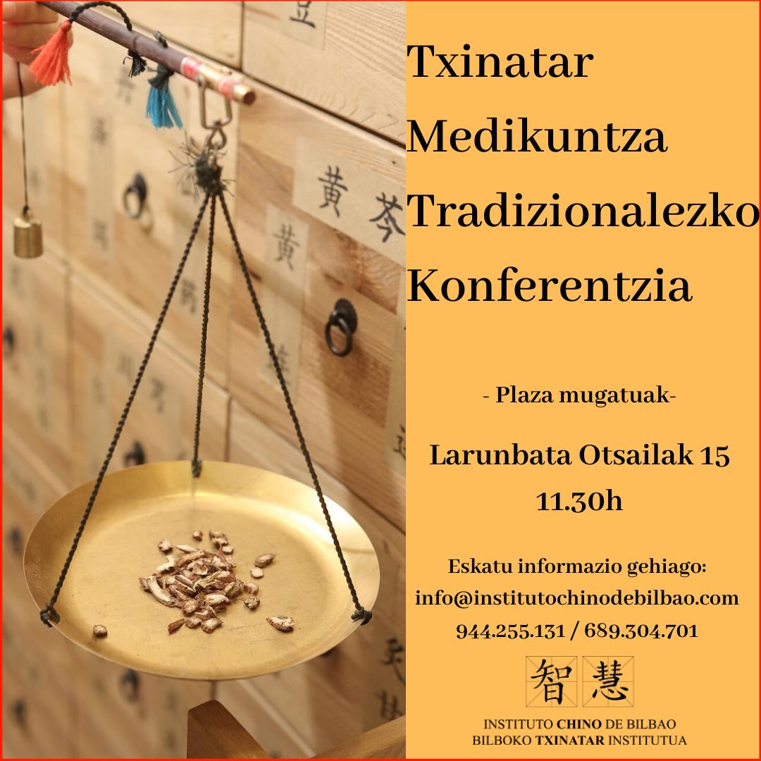 Txinatar Medikuntza Tradizionala